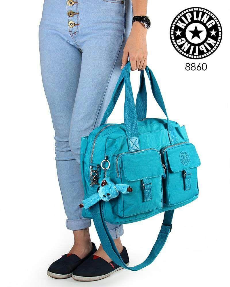Tas Travel Selempang Kipling 8860 Tas Fashion Wanita Impor Bag Cewek