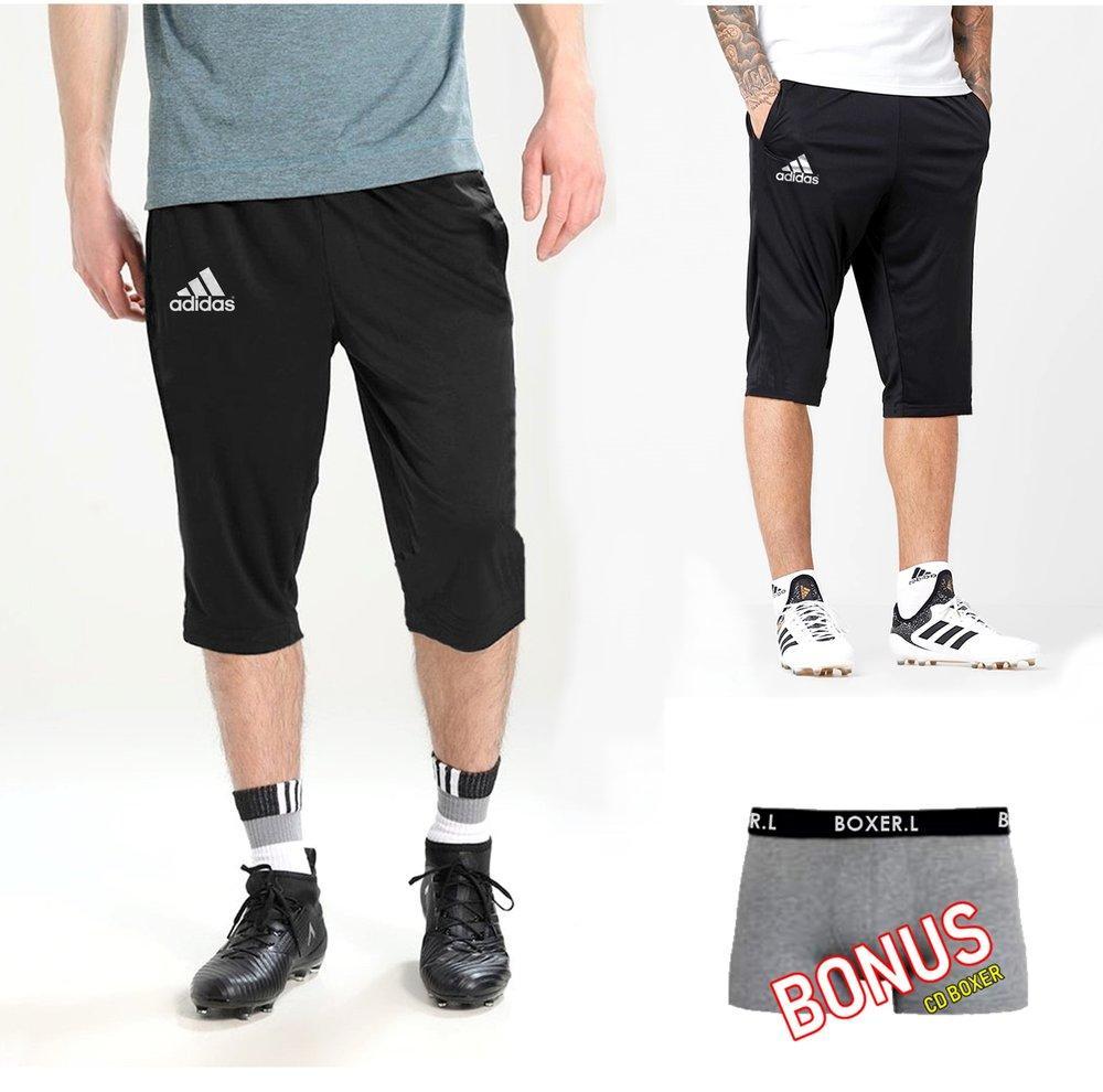 Celana Training Adidas Pendek