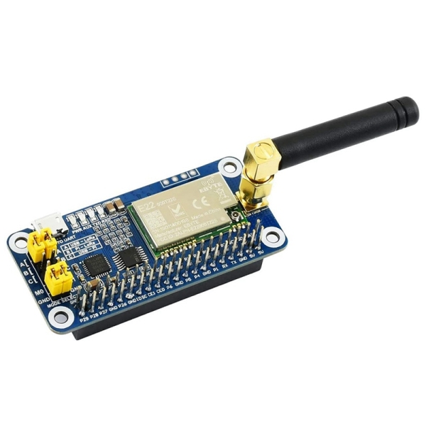 Bảng giá Waveshare SX1262 LoRa HAT for Raspberry Pi Covers 915MHz Frequency Band with Spread Spectrum Modulation Phong Vũ