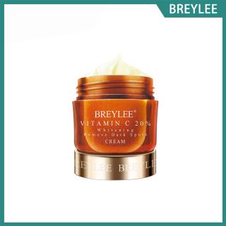BREYLEE Whitewasher s Face cream, 20% Vitamin C Breathes dots-dots disappear black dots disappear Melane Light Skin thumbnail
