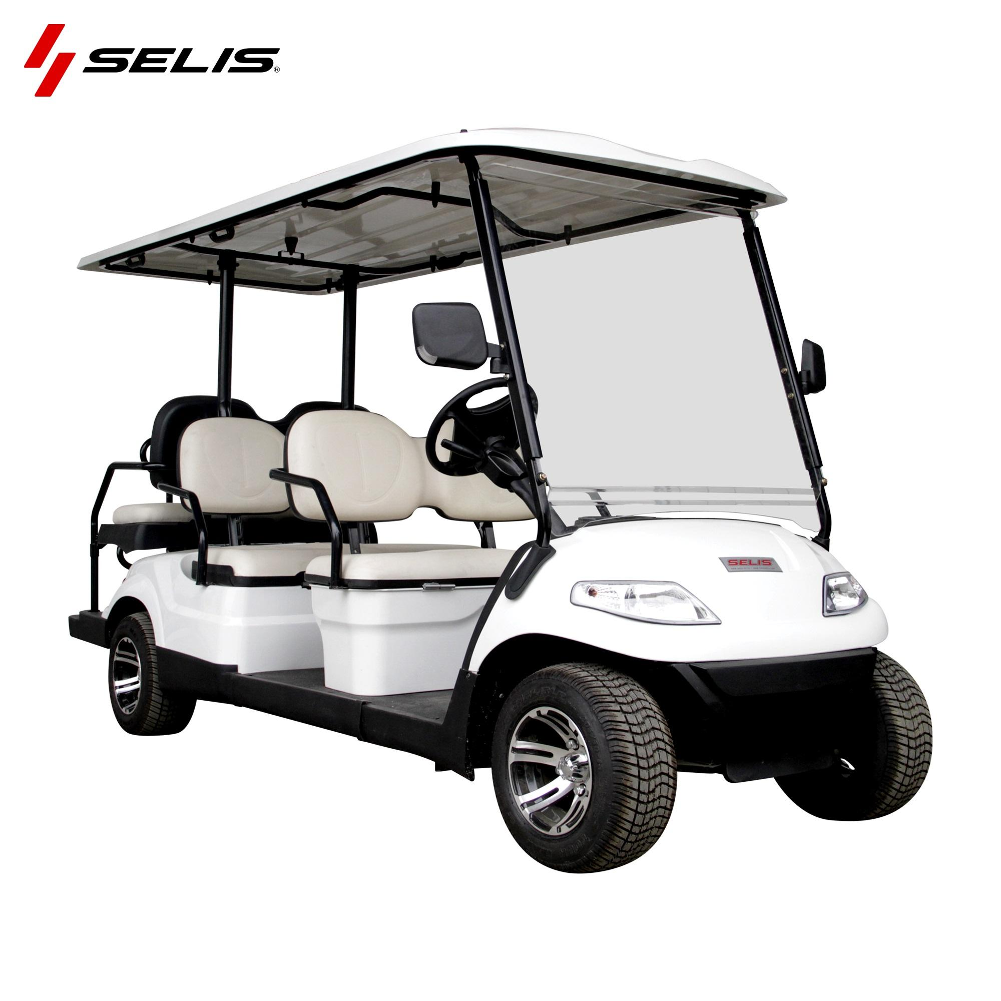SELIS GOLF CART 6 SEAT MOBIL LISTRIK ( JABODETABEK ONLY ) 57e835b6d1