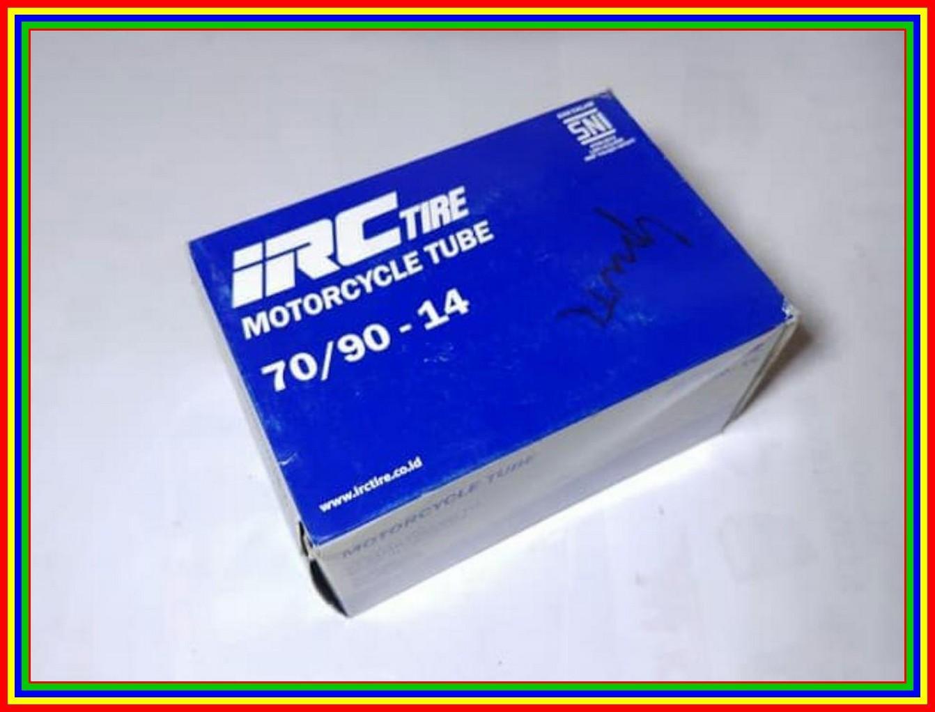 Ban Dalam Irc 70/90 14 Ban Dalam Depan Mio Fino Xeon Dll By Pusat Remote.