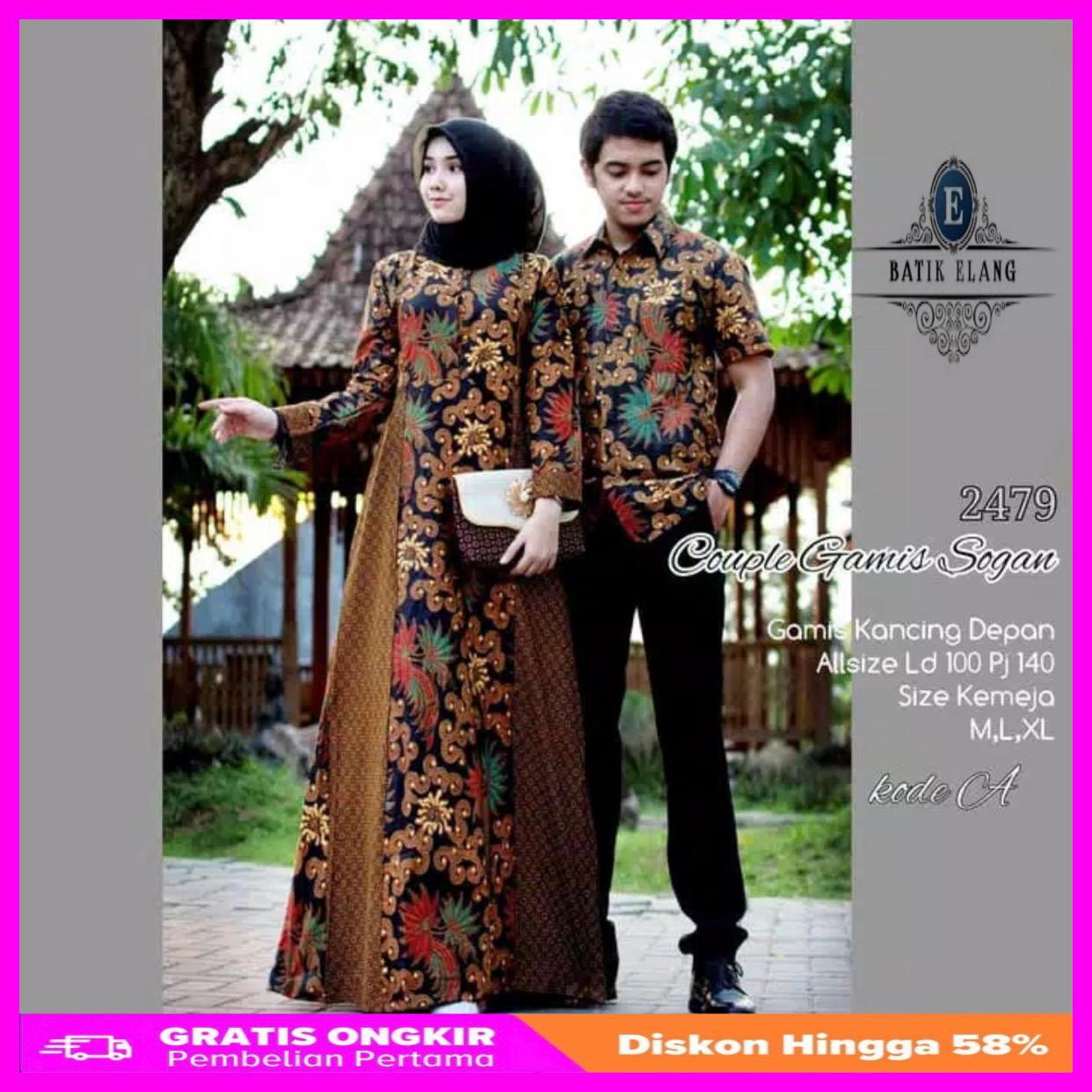 Muslim Wear Batik Lazada Co Id