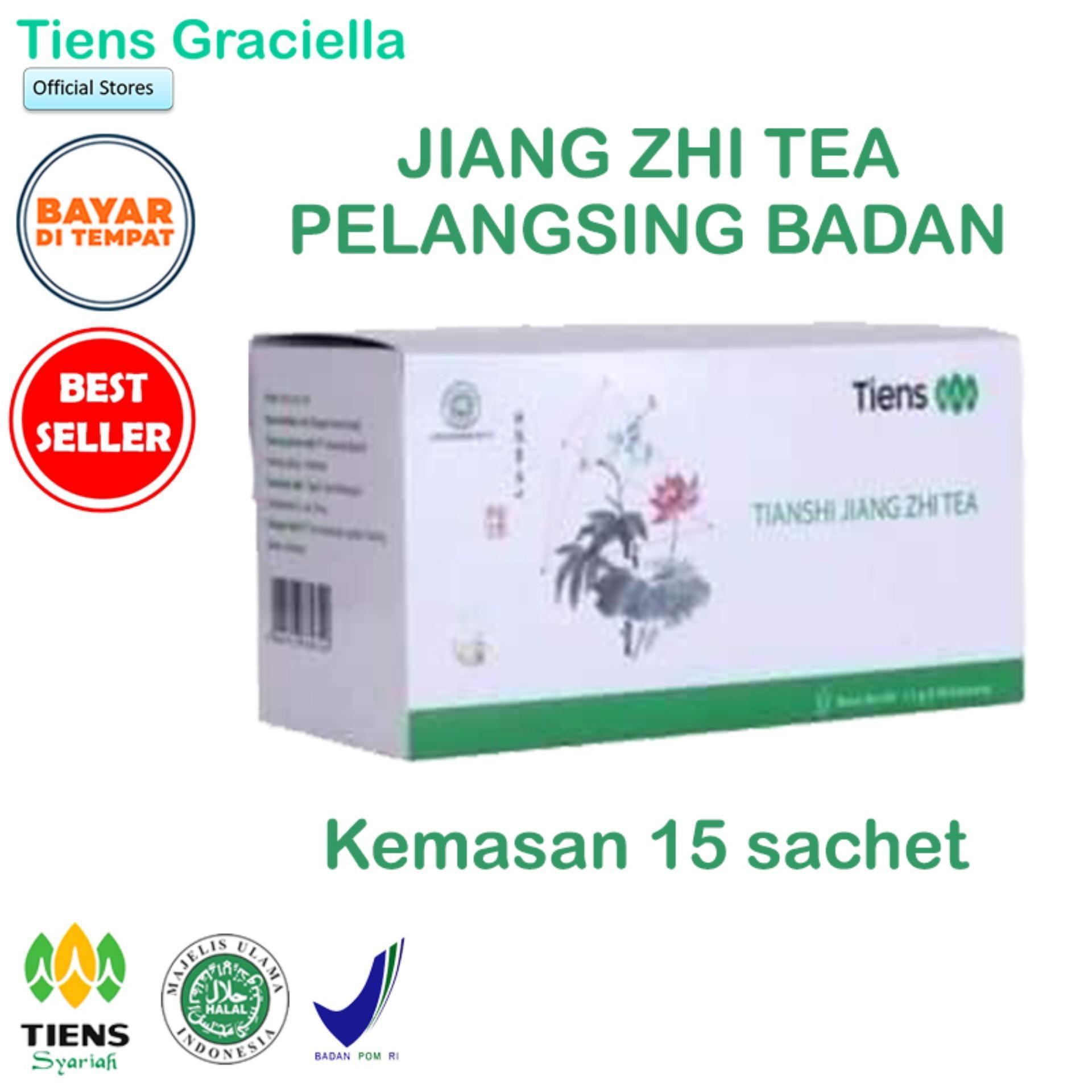 Tiens Teh Pelangsing Perut Buncit Teh Diet Jiang Zhi Tea – Paket Promo  Banting Harga   5694ebadd5
