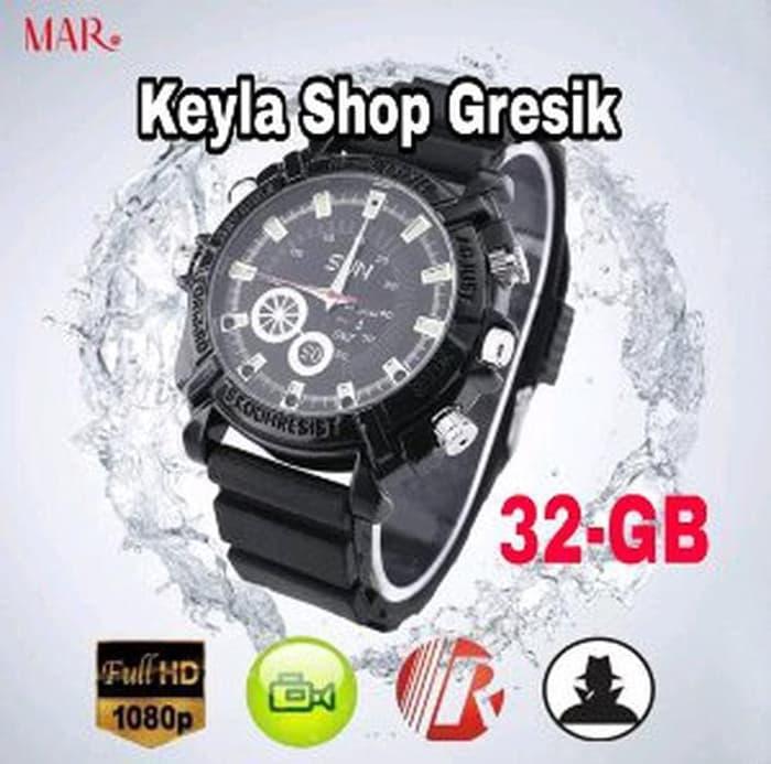 Gresik spy cam watch camera N2 32-GB 1080P 12 MP with i Paling Laris