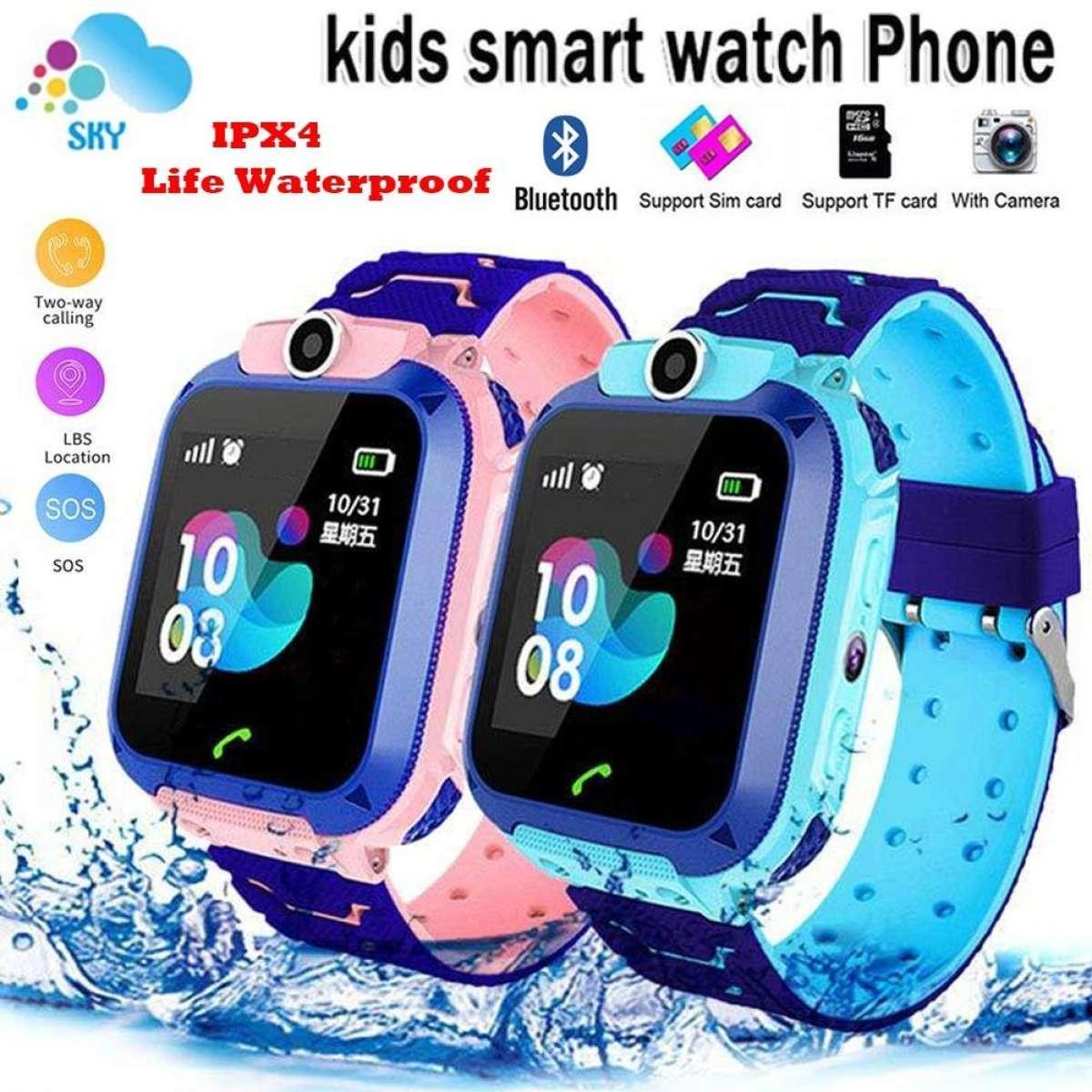 Jam Tangan IMO Anak Smartwatch Kids Smart Watch camera GPS Trackers IM108