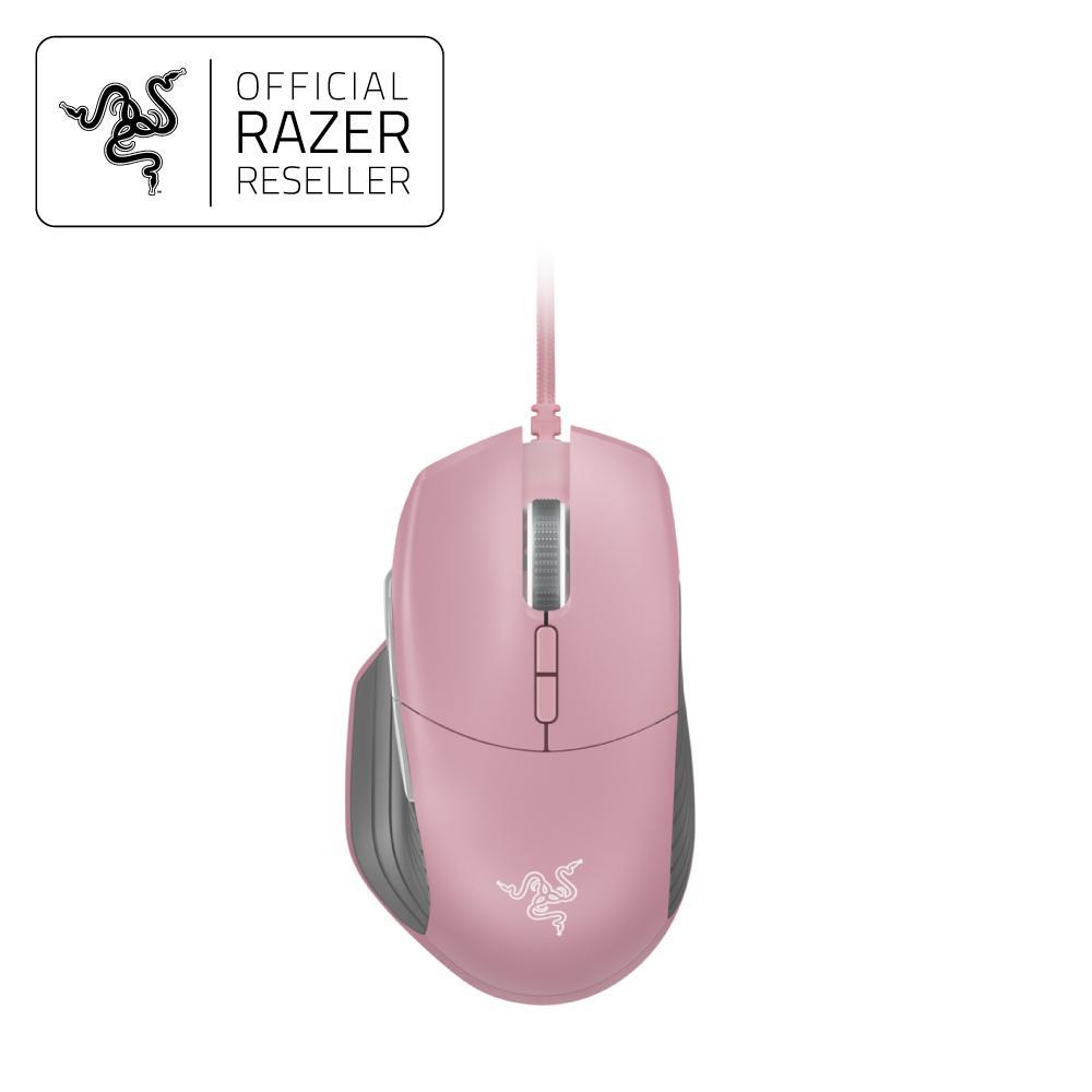 b2b4543e9dd Razer Basilisk - Multi color FPS Gaming Mouse - Quartz Edition
