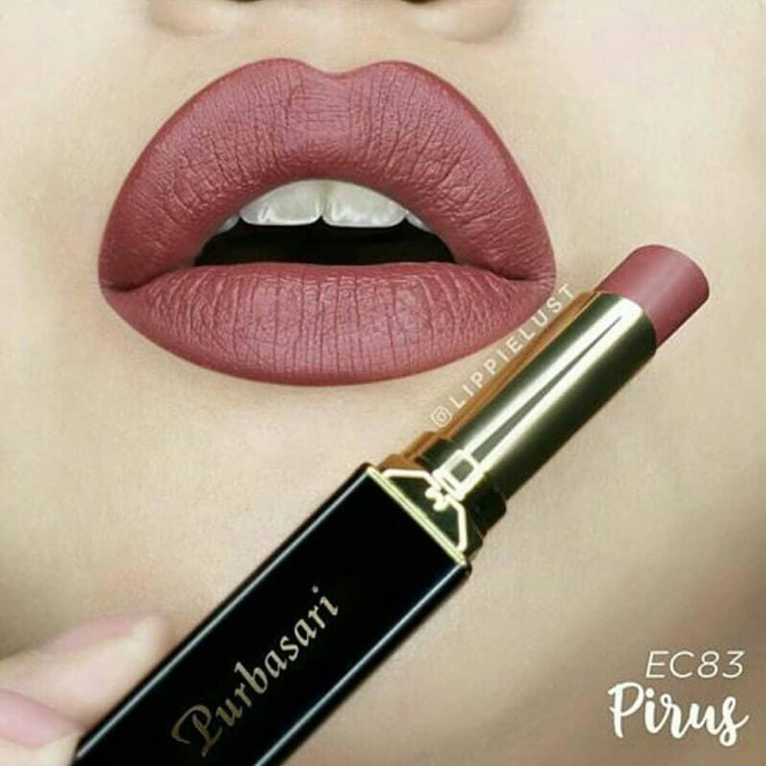 LOKA COD - PURBASARI Lipstick Collor Matte 83