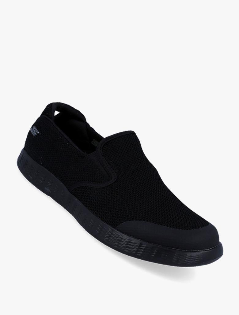 SKECHERS On The Go Glide - Fusion - Sepatu Pria - Hitam d4ef40f261