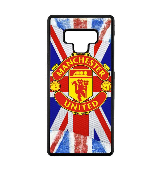 Casing For Samsung Galaxy Note 9 UK Flag MU J0258
