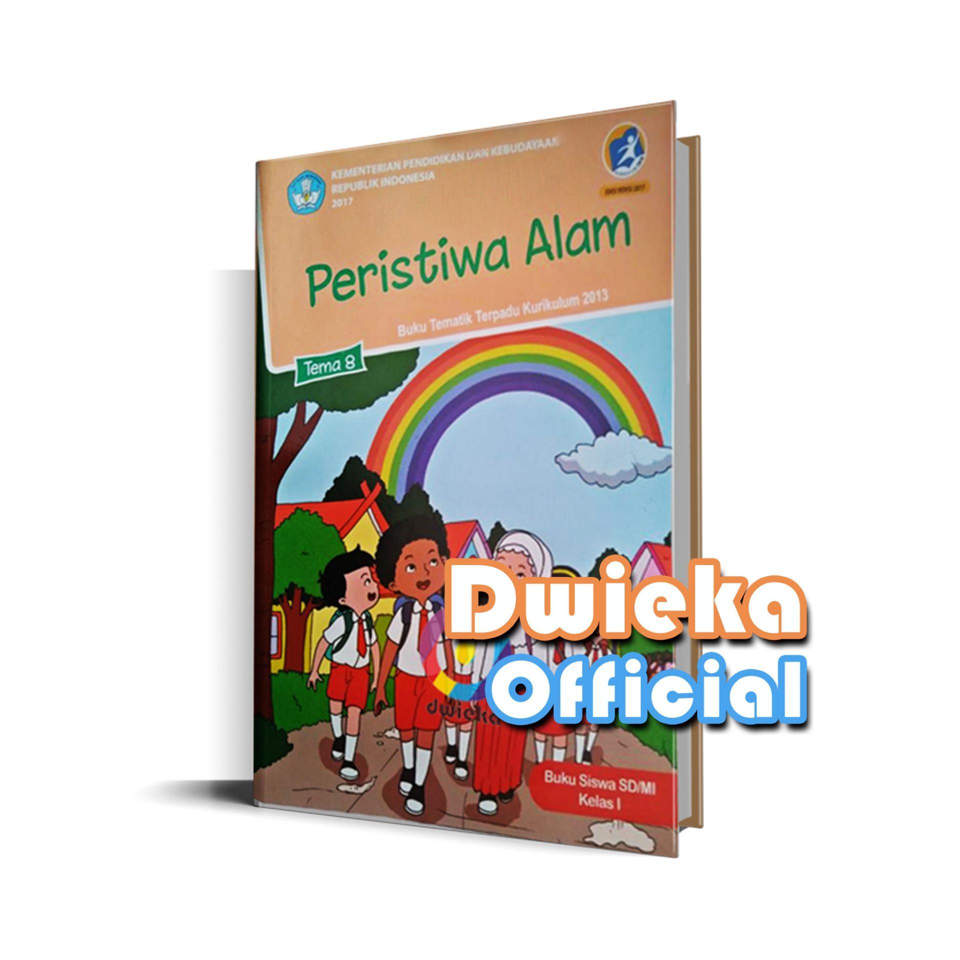 Buku Tematik Kelas 1 Tema 8 Peristiwa Alam By Dwiekaofficial.