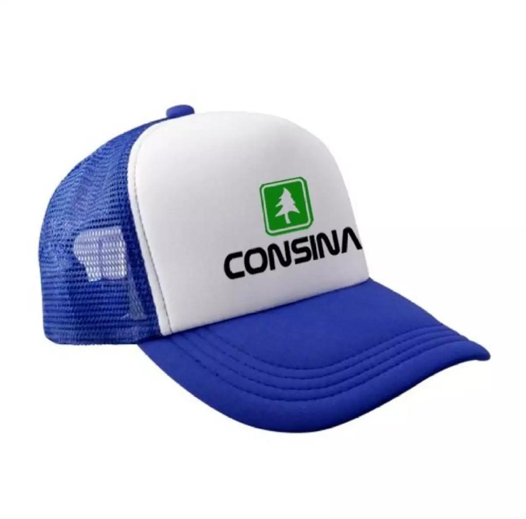 Topi Trucker Jaring Consina Premium