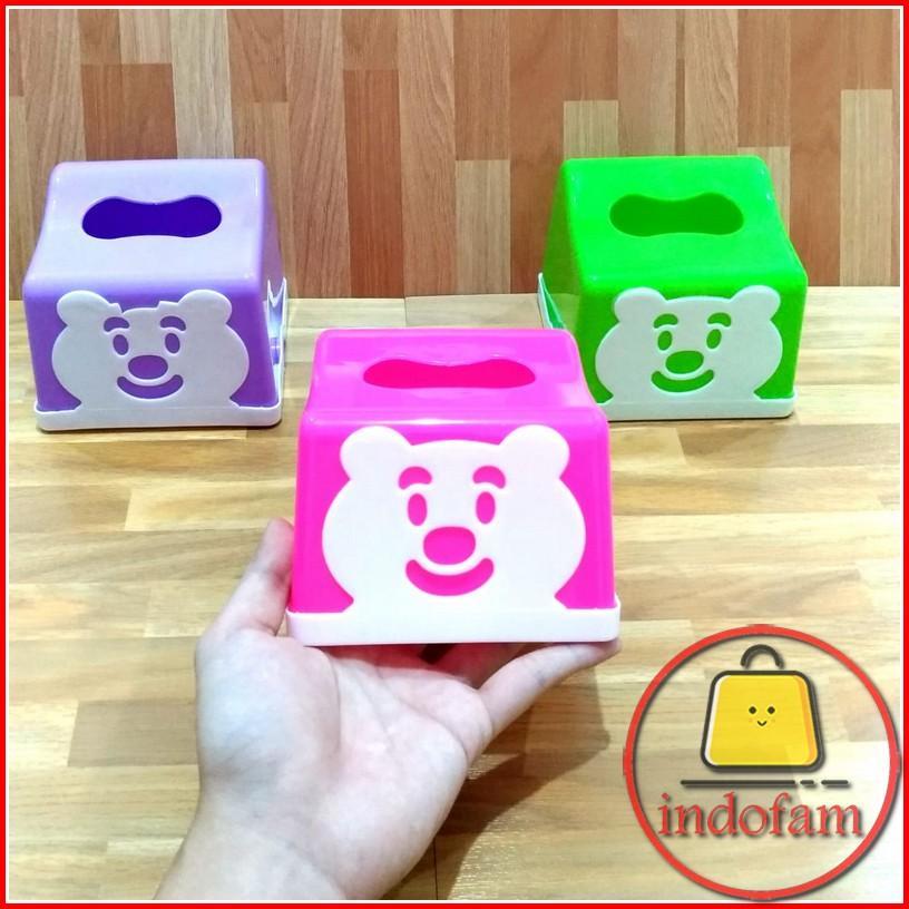 IF Kotak Tisu   Tempat Tisu Karakter Panda Lucu   Box Tissue Character  Panda Lucu dan 97f662d3c2