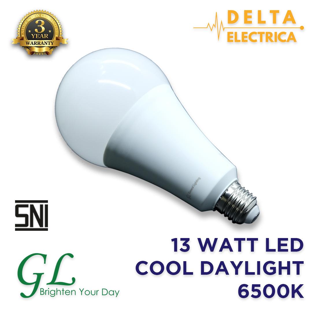 13 Watt Bohlam LED General Lighting Cool Daylight 6500K