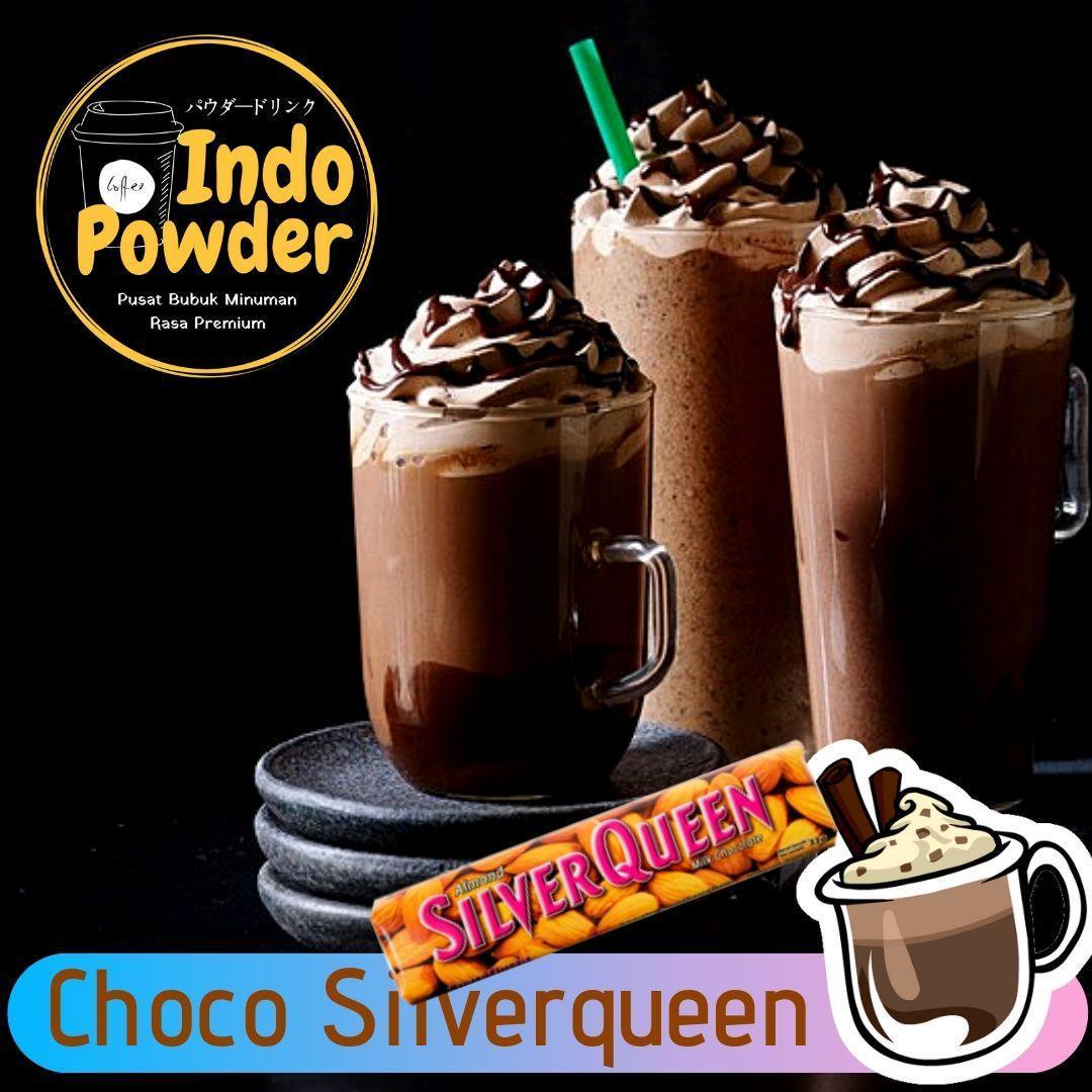 Choco Silverqueen 1Kg - Bubuk Minuman CHoco SIlverqueen 1Kg - CHoco SIlverqueen Powder Drink 1Kg