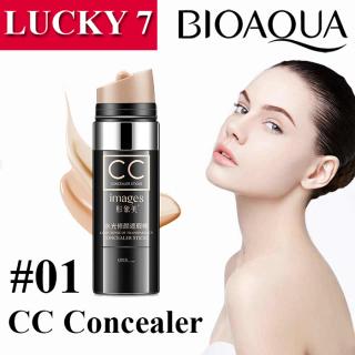 LUCKY 7 - Bioaqua CC Concealer Stick Whitening - Beotua CC Concealer - Bioaqua CC Cream - Make Up Pemutih Wajah thumbnail