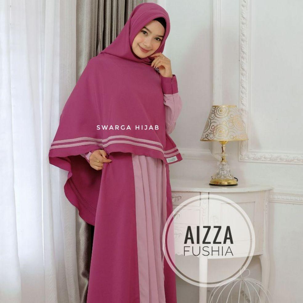 Jual Dress Swarga Hijab Lazada Co Id
