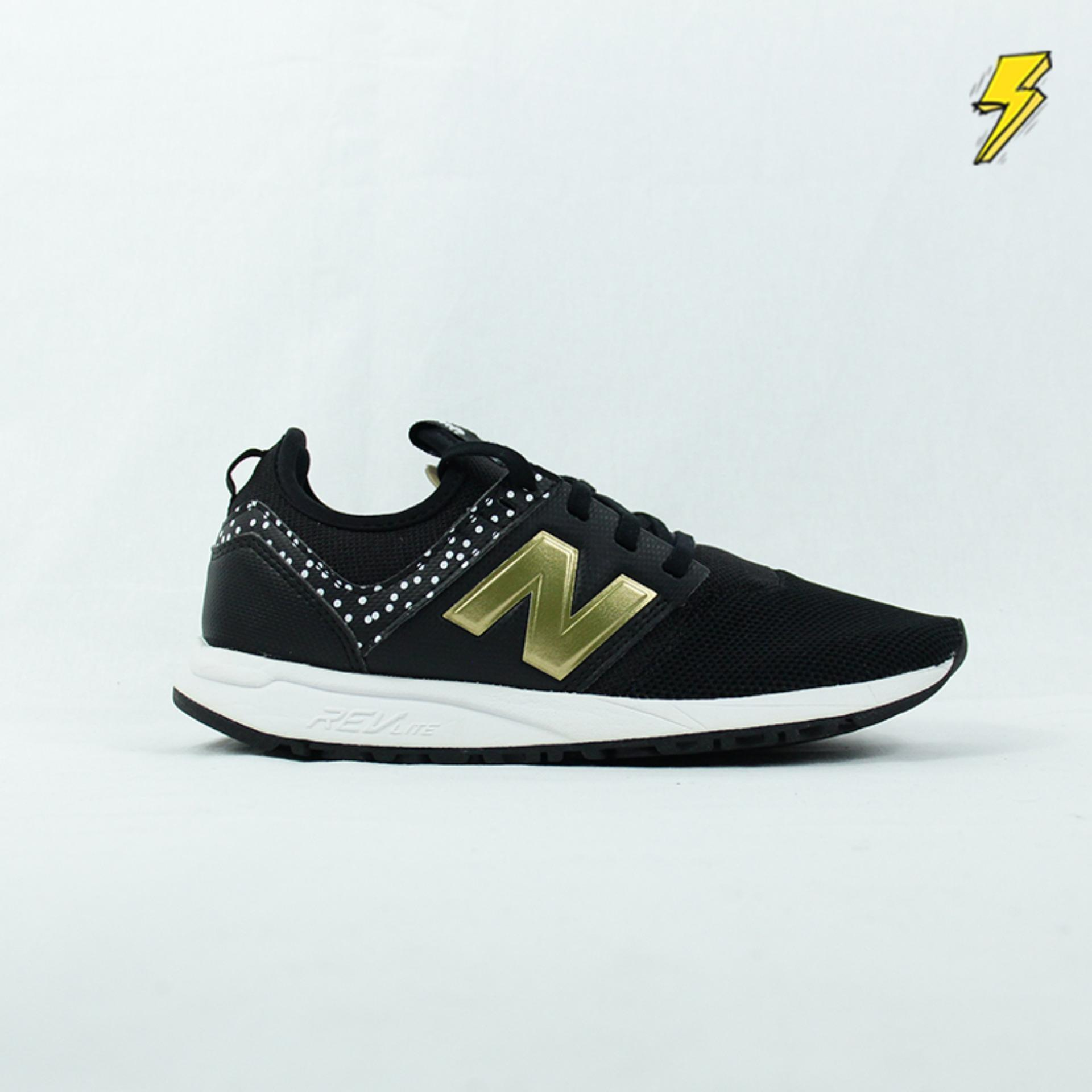 NEW BALANCE LIFESTYLE 247 V1 NAVY GOLD WRL247HA