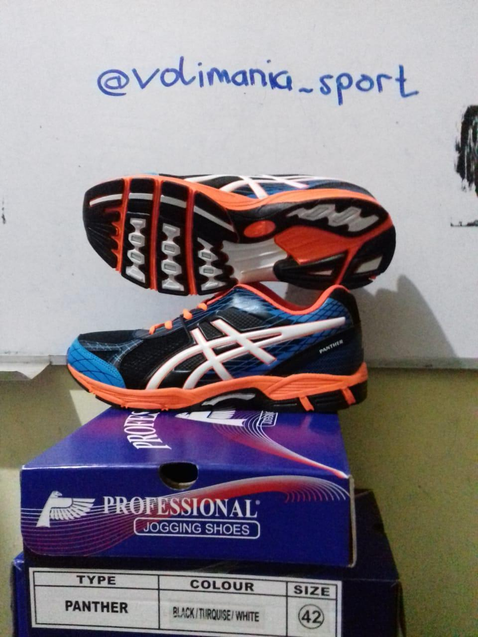 Sepatu Running Professional Panther By Volimania-Sport.