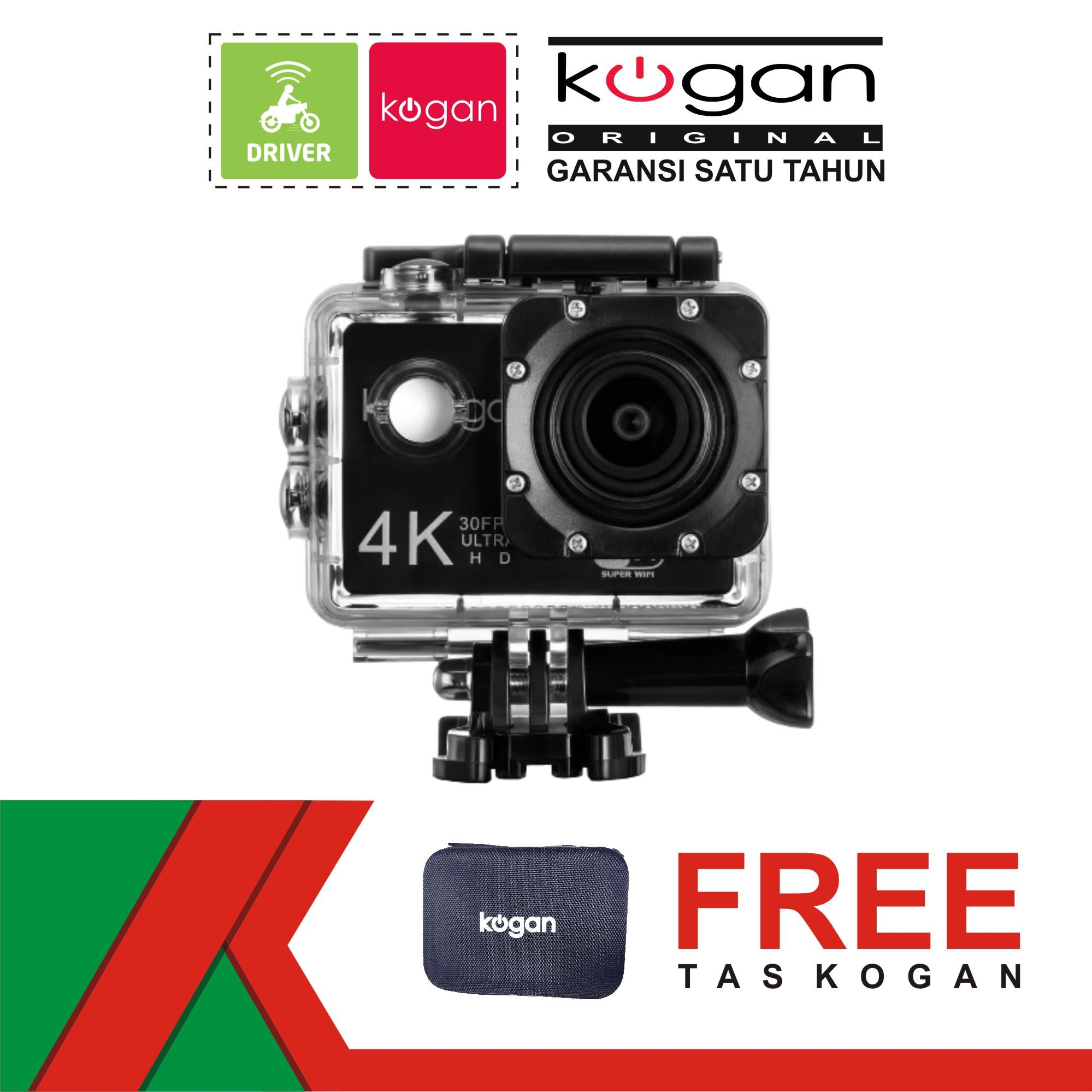 Kogan Action Camera 4K UltraHD - 16MP WIFI