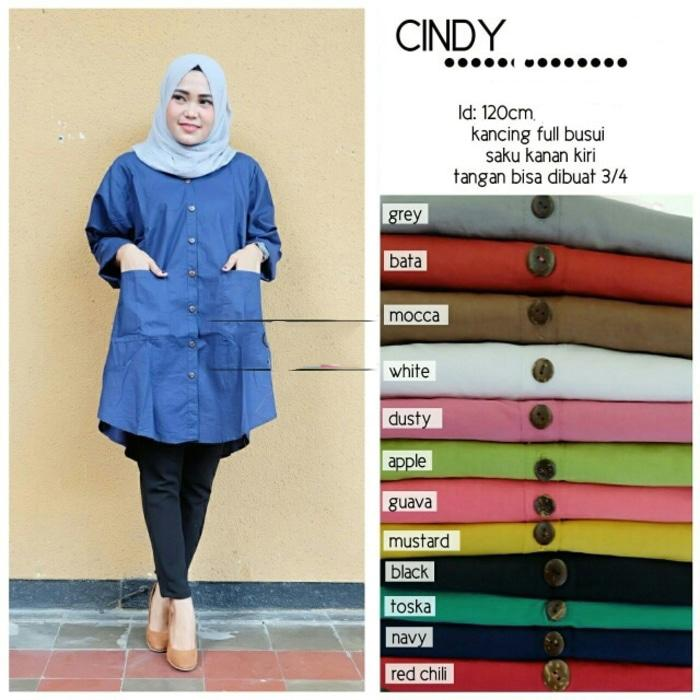 Capella Tunik Cindy