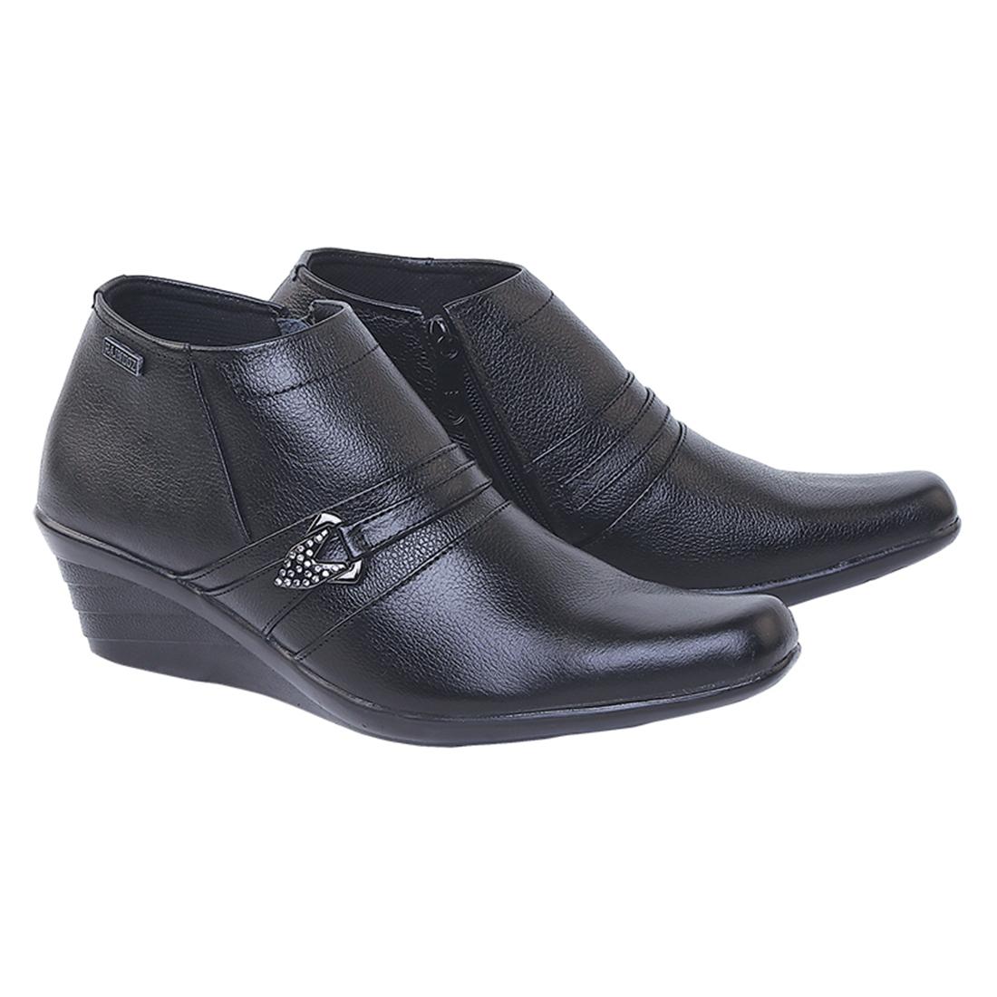 sepatu boots wanita, sepatu boots cewek,boot perempuan murah RUP 058 / sepatu pantofel formal wanita kerja kantor bisnis pesta harian murah model terbaru / sepatu pantopel pantofel kulit wanita kerja harian / sepatu pantofel boots boot heels wanita