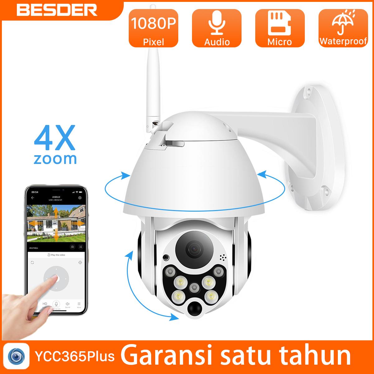 Vstarcam HD 720P P2P Outdoor Bullet Waterproof Security Wireless WiFi IP Cam MY