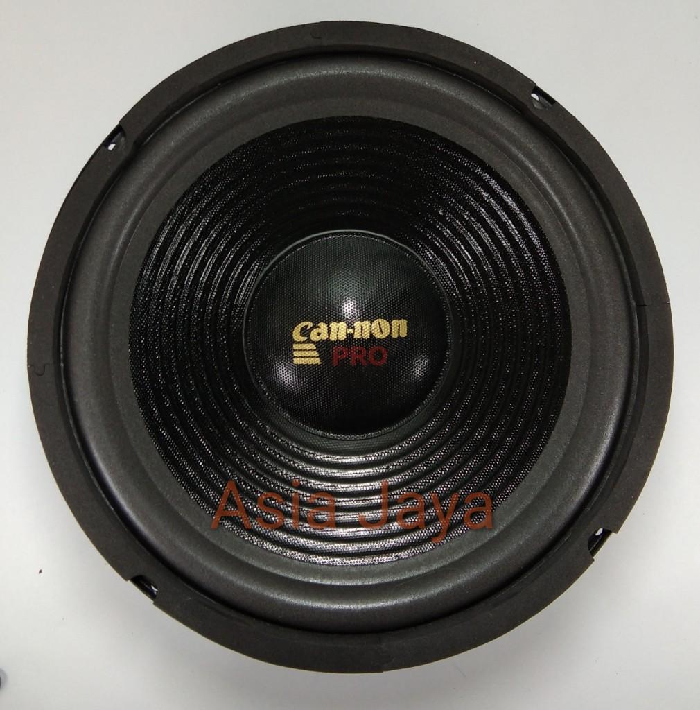 Speaker 10 Inch Cannon 25h100suwpp Woofer By Toko Asia Jaya.