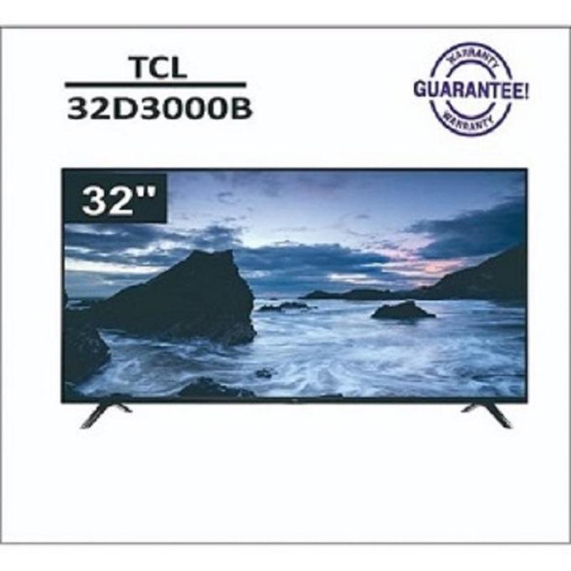 TCL LED TV 32D3000B LED TV 32 INCH HD READY