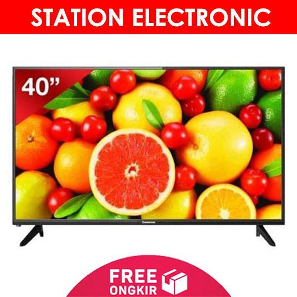 CHANGHONG Full HD Digital LED TV 40 Inch - L40H5T - Free Shipping JABODETABEK
