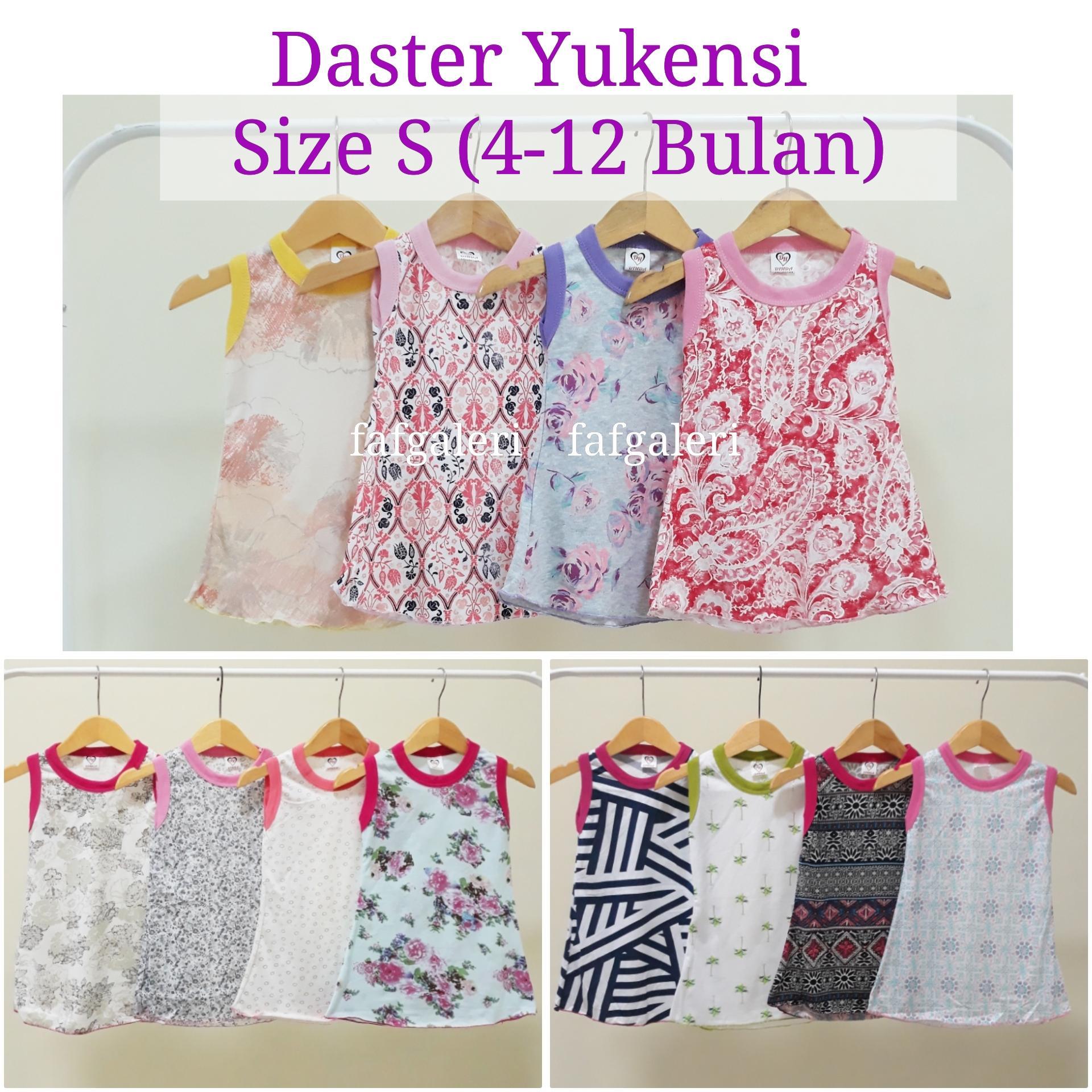 Daster Anak Yukensi 4-12 Bulan - Pakai Baju Anak Bayi Perempuan Harga  Grosir Murah fc50d8d9cb