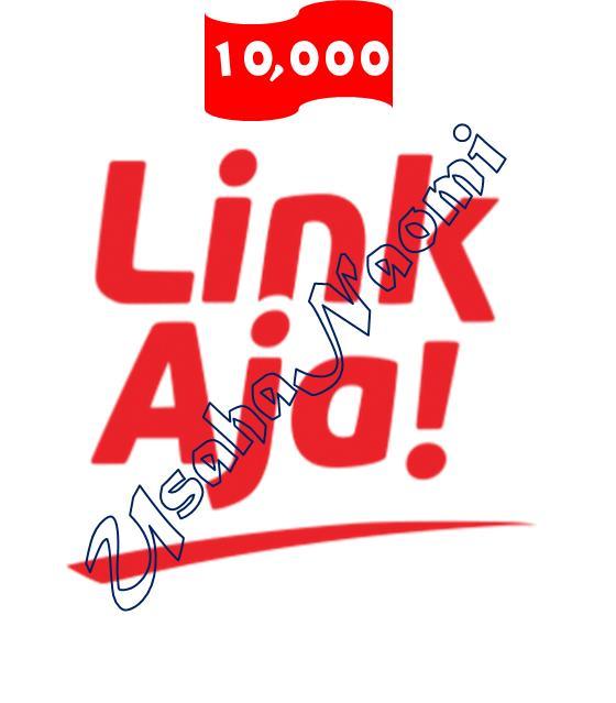 Link Aja 10k By Usahanaomi.