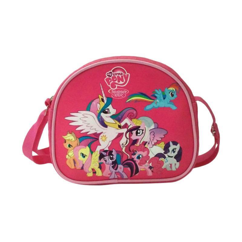 [0930010849] My Little Pony Tas Selempang Anak Perempuan - Hot Pink