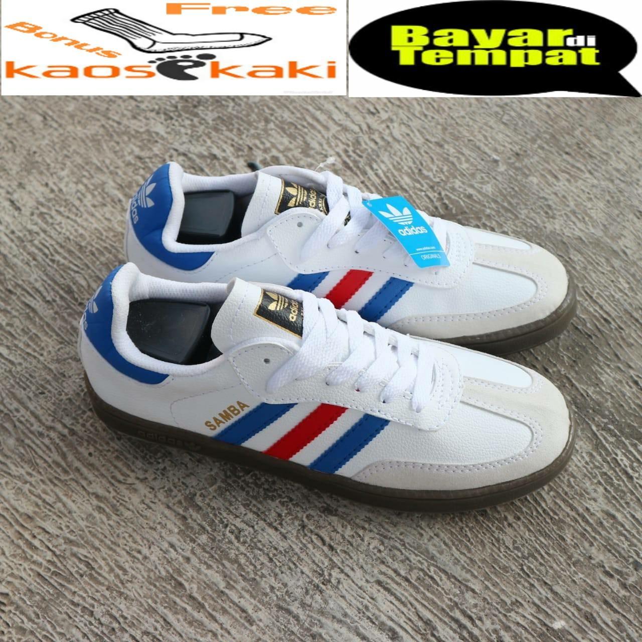 sepatu sneakers olahraga sambA men sneakers adidas_samba men termurah sepatu santai terbaru