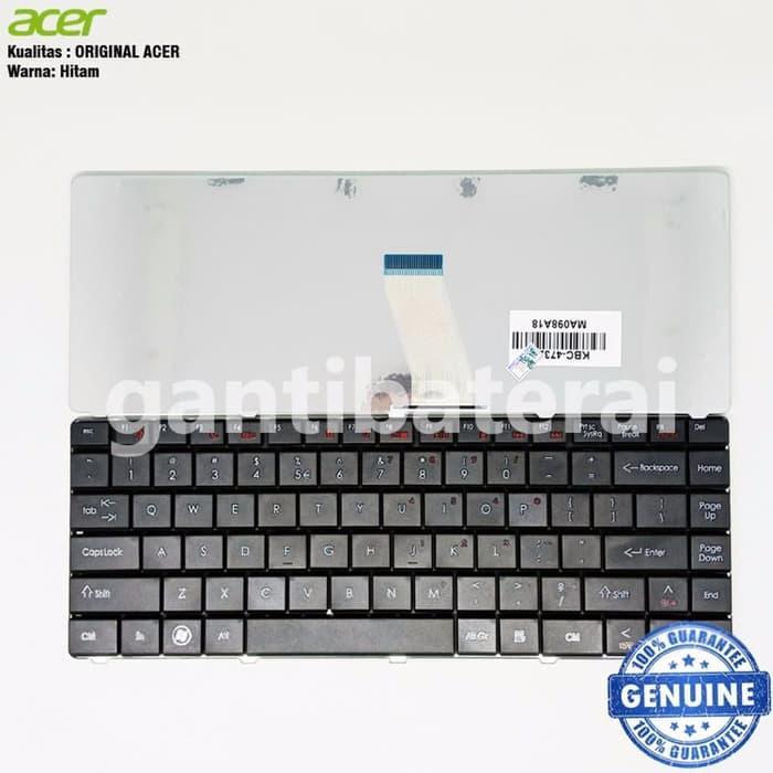Berkualitas Keyboard Laptop Acer Aspire 4732 4732Z eMachines D725 D52