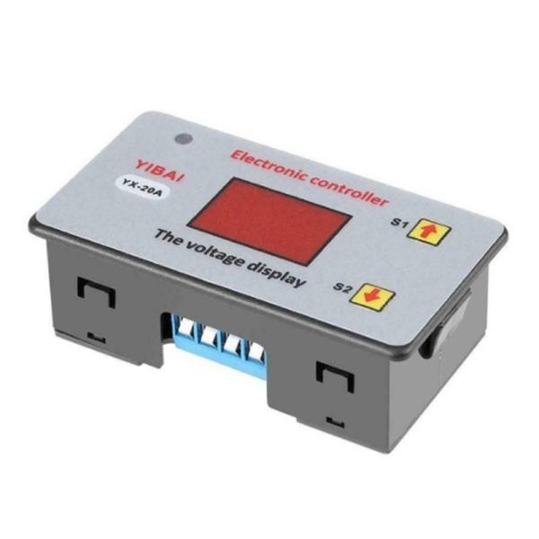 Bảng giá 1Pcs YX811A 12V Battery Low Voltage Cut Off Auto Switch Controller Under-Voltage Module Phong Vũ