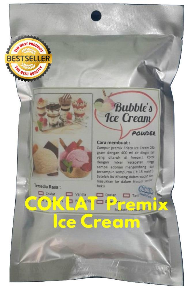 Coklat Ice Cream Powder 250gr Bubuk Es Krim Frizco Chocolate Orimoto Mart By Ori Moto Mart.