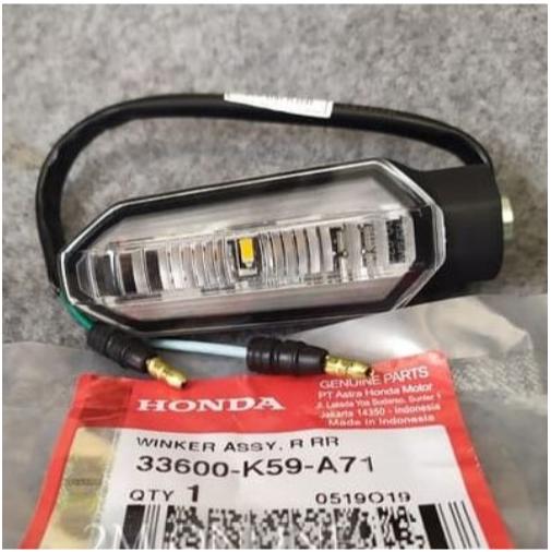Lampu Sein Belakang Kanan Honda ADV Vario 125 150 eSP 33600-K59-A71