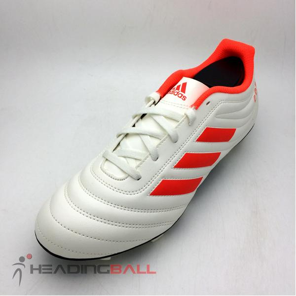 Sepatu Bola Adidas Original Copa 19.4 FG Off White Red D98067 BNIB 81e6bb43fa