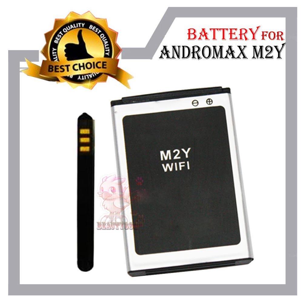 Baterai High Quality / Batere Batrei Battery Kualitas Terpercaya Compatible For Smartfren Andromax M2Y Baterai Modem M2Y Battrei Modem Hisense M2Y