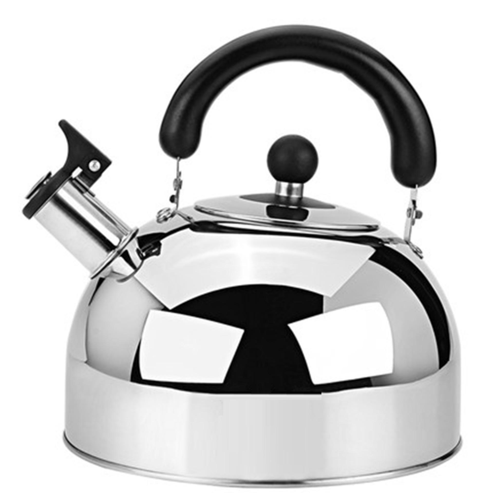 Kettle Bunyi Stainless Stell 1.5 Liter- Whistling Kettle / Ceret Stainless 1.5 L