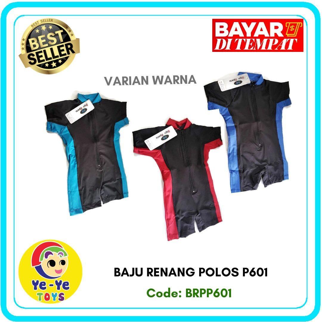Perlengkapan Renang/Baju Renang/Baju Renang Anak/Baju Renang Polos P601
