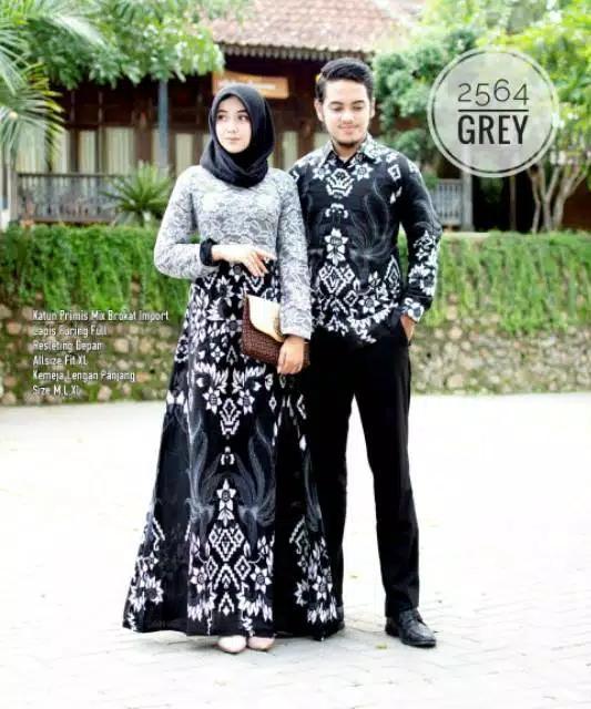 Baju Batik Couple Baju Muslim Wanita Terbaru 2019 Batik Sarimbit Batik Modern Kebaya Couple Batik Cuple Batik Kondangan Batik Murah