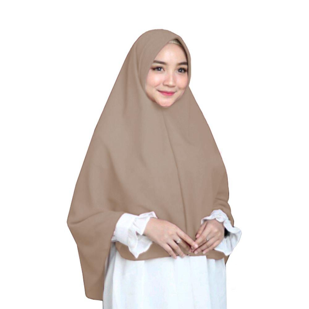 COD Jilbab / Hijab KHIMAR PET SYARI WOLFIS - Kerudung Instan Murah - Khimar Syari Pinguin Jumbo - Hijab Terbaru Terhits Simple Trendy