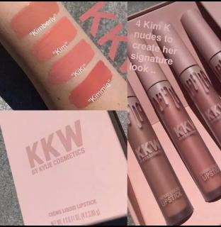 serbaserbi21-lipstick matte lipstik kyliee kkw matte makeup bibir liptint lipstik lipgloss kilie matte liquid lipstick thumbnail