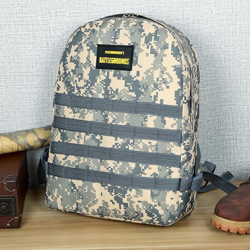 Inaso - Tas Ransel Army Military Tactical Backpack Tas Tentara Rucksack Trekking PUBG TR302