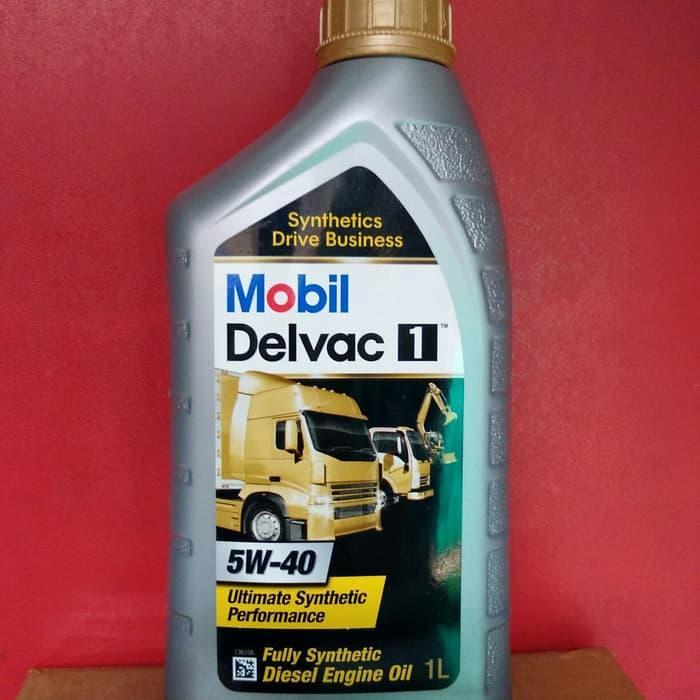 OLI MOBIL DELVAC 1 5W40 (1 liter )