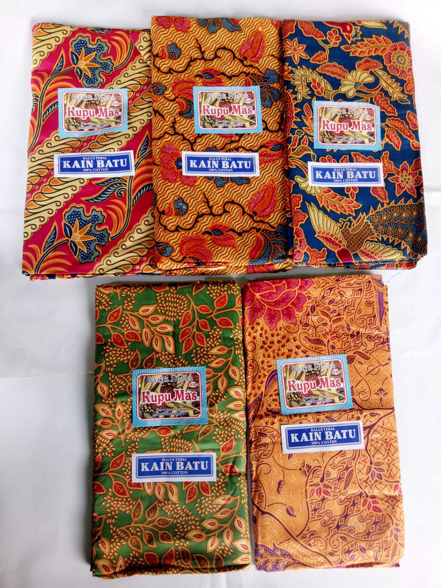 Jual Produk Kain Batik Terlengkap Murah   Lazada.co.id