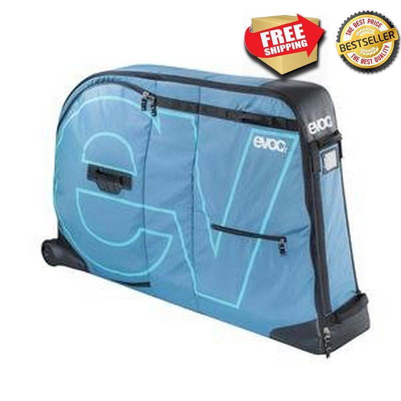 EVOC BIKE  TRAVEL BAG  COPEN BLUE 6101-160