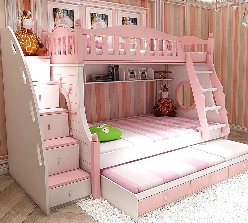 Открытки, кроватки для девочек двухъярусные самые классные показать картинки